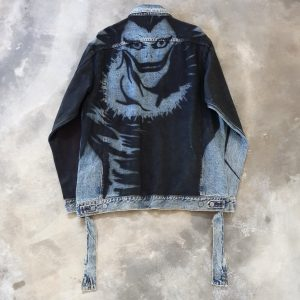 Ryuk Denim Jacket (L)