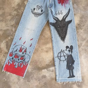 Nightmare Denim (34×30)