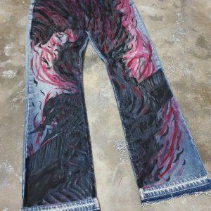 Berserker Armor Pants (32×32)